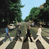 Produktbilde for Abbey Road - Anniversary Edition (VINYL - 180 gram)