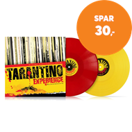 Produktbilde for The Tarantino Experience - Limited Edition (VINYL - 2LP - Coloured)
