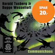 Produktbilde for Communichaos (VINYL)