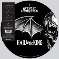Produktbilde for Hail To The King - Limited Edition (VINYL - 2LP - Picture Disc)