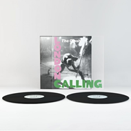 Produktbilde for London Calling - Limited Edition Special Sleeve (UK-import) (VINYL - 2LP)
