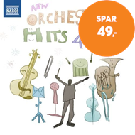 Produktbilde for New Orchestral Hits 4 Kids (VINYL)