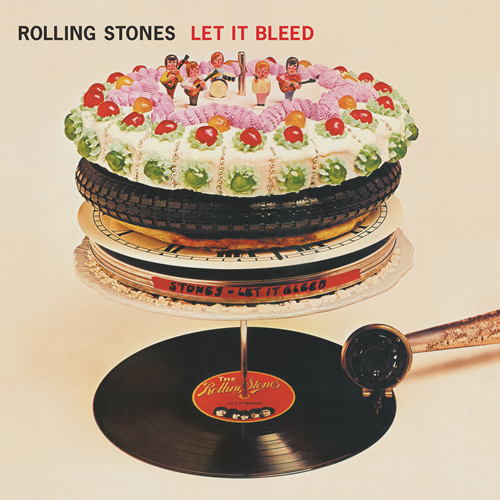 Let It Bleed - 50th Anniversary Stereo Edition (VINYL - 180 gram)