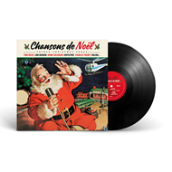 Produktbilde for French Christmas Songs (VINYL)