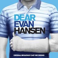 Produktbilde for Dear Evan Hansen (Original Broadway Cast Recording) (VINYL - 2LP)