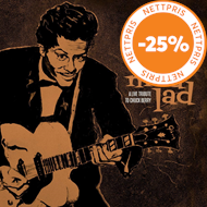 Produktbilde for Mad Lad: A Live Tribute To Chuck Berry (VINYL)