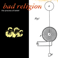 Produktbilde for The Process Of Belief (UK-import) (VINYL - Coloured)