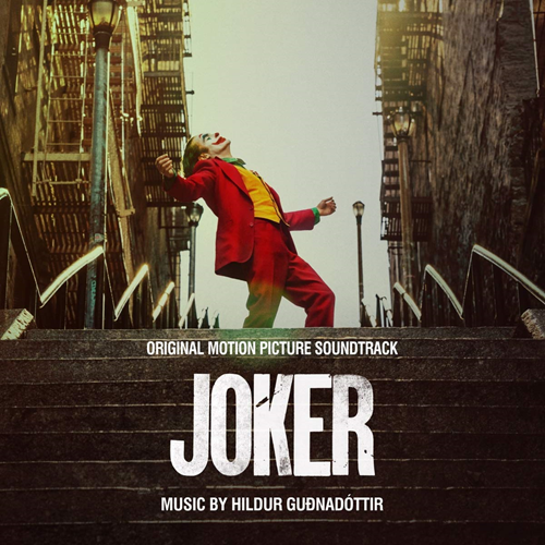 Joker - Original Motion Picture Soundtrack (VINYL - Coloured)