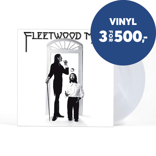 Fleetwood Mac (1975) - Limited Edition (VINYL - White)