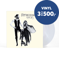 Produktbilde for Rumours - Limited Edition (VINYL - Clear)