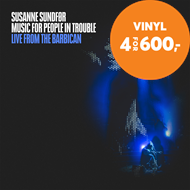 Produktbilde for Music For People In Trouble: Live From The Barbican - Limited Edition (VINYL)