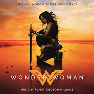 Produktbilde for Wonder Woman (VINYL - 2LP - Red/Gold Marbled)
