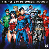 Produktbilde for Music Of Dc Comics Volume 2 - 180 Gram (VINYL - 2LP - Lime Green)