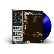 Produktbilde for Kind Of Blue (VINYL - Blue)