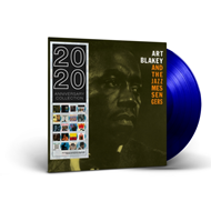 Produktbilde for Art Blakey & The Jazz Messengers (VINYL - Blue)