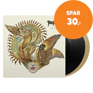 Produktbilde for Splid (VINYL - 2LP - 180 Gram - Black & Gold)