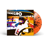Produktbilde for Hot Cars & Spent Contraceptives - Limited Edition (VINYL - Orange Splatter)