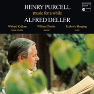 Produktbilde for Purcell: Music For A While (VINYL)