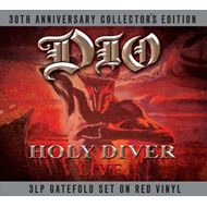Produktbilde for Holy Diver - Live (VINYL - 3LP - Red)