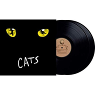 Produktbilde for Cats - Original Cast Recording (UK-import) (VINYL - 2LP)