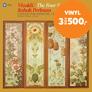 Produktbilde for Vivaldi: The Four Seasons (VINYL)