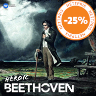 Produktbilde for Heroic Beethoven - Best Of (VINYL - 2LP)