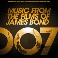 Produktbilde for Music From The Films Of James Bond (VINYL - 2LP)