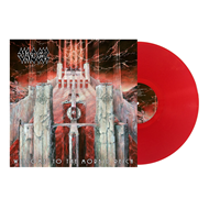 Produktbilde for Welcome To The Morbid Reich (VINYL - Red)