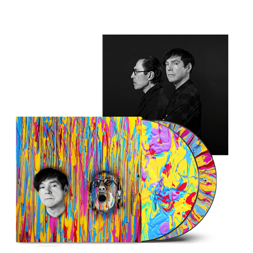 A Steady Drip, Drip, Drip - Limited Edition (UK-import) (VINYL - 2LP - Picture Disc)
