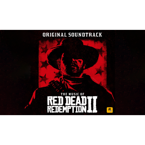 Music Of Red Dead Redemption 2 - Original Score (VINYL - 2LP)