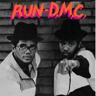 Produktbilde for Run-D.M.C. (UK-Import) (VINYL - Klar)