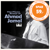 Produktbilde for The Piano Scene Of Ahmad Jamal (USA-import) (VINYL)