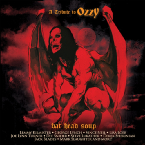 Bat Head Soup - A Tribute To Ozzy (USA-import) (VINYL - Farget)