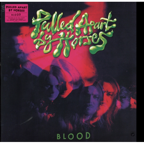 Blood (UK-import) (VINYL - 2LP + CD)