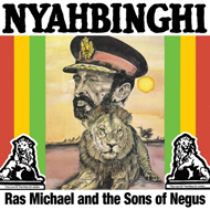 Produktbilde for Nyahbinghi (UK-import) (VINYL)