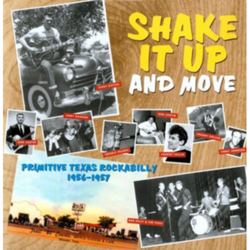 Shake It Up And Move (UK-import) (VINYL)