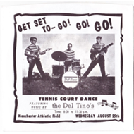 "Produktbilde for Go! Go! Go! (UK-import) (VINYL - 7"")"
