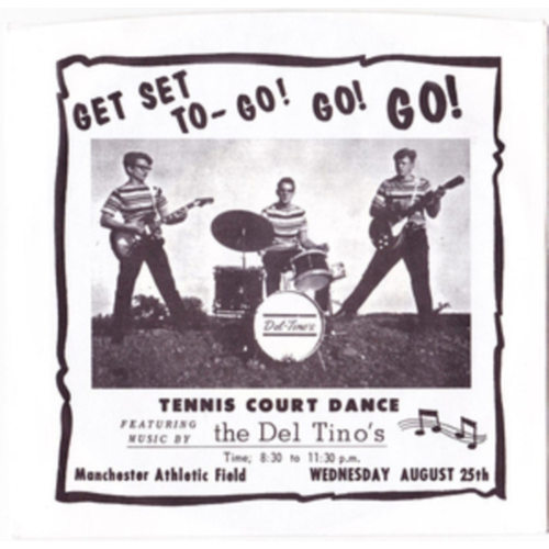 "Go! Go! Go! (UK-import) (VINYL - 7"")"