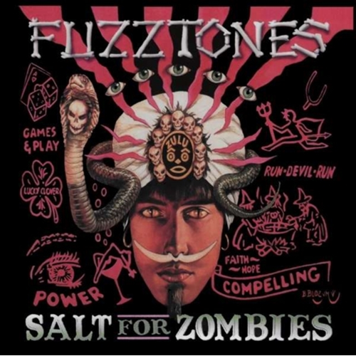 "Salt For Zombies (UK-import) (VINYL - 2LP + 7"")"