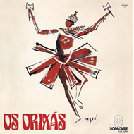 Produktbilde for Os Orixas (UK-import) (VINYL)