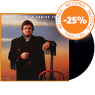 Produktbilde for Johnny Cash Is Coming To Town (VINYL)
