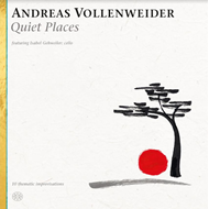 Produktbilde for Quiet Places (VINYL)