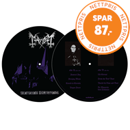Produktbilde for De Mysteriis Dom Sathanas - Limited Edition (VINYL - Picture Disc)