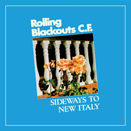 Produktbilde for Sideways To New Italy - Limited Edition (USA-import) (VINYL - Sky Blue)