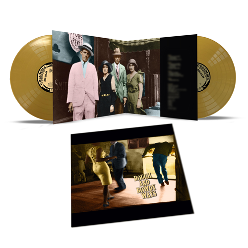 Rough And Rowdy Ways - Limited Edition (VINYL - 2LP - 180 gram - Yellow Gold)
