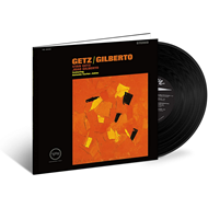 Produktbilde for Getz/Gilberto - The Acoustic Sounds Vinyl Reissue Series (VINYL)
