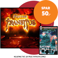 Produktbilde for Transitus (Incl. 28 Page Ayreon Comic) (VINYL - 2LP - Red)