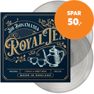 Produktbilde for Royal Tea - Limited Edition (VINYL - 2LP - Clear)