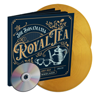 Produktbilde for Royal Tea - Limited Artbook Edition (VINYL - 2LP + CD)