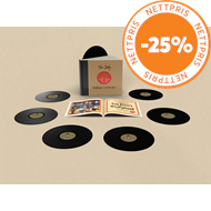 Produktbilde for Wildflowers & All The Rest - Deluxe Edition (VINYL - 7LP + Bok)